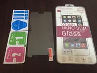 kristallklare schirmschutz galaxie großhandel-Für Iphone XR XS Max Samsung Galaxy A3 A3 A5 A7 J3 Mit Kleinpaket Gehärtetem Glas Screen Protector Crystal Clear Haut 400 stücke