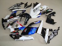 Wholesale K6 Viru - New ABS Fairing Kit fit for SUZUKI GSXR600 750 GSXR600 GSXR750 GSX-R600 750 K6 06 07 2006 2007 bike Fairings set VIRU