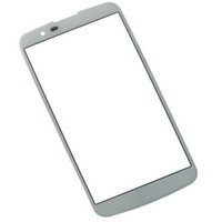 Wholesale Styles For Capacitive - 100PCS Outer Front Screen Glass Panel Lens Replacement for LG X Style K200 K6 X Max K240 free DHL