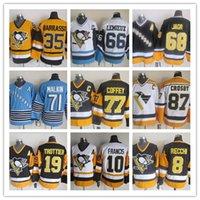 Wholesale Ron Francis Jersey - Stitched Men's Jersey #55 Larry Murphy 19 Bryan Trottier 10 Ron Francis 7 Joe Mullen 8 Mark Recchi Jerseys