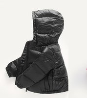 Wholesale Girls Waterproof Parka - Fashion 2017 winter coat for girls warm Winter down jacket for girls coats waterproof childrens clothing kids parka snow wear