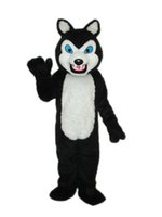Wholesale Full Size Man Dolls - HOT Selling Animal Sharp Teeth Wolf Cartoon Character Mascot Costume Dolls Halloween Fancy Dress Party For Adult Women and Men