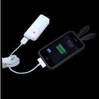 Wholesale Emergency Charger Case - Mini Externe Battery Bank Charger USB Adapter Laadstation Reizen Emergency Charger Mobiele Telefoon Opladen Box Case