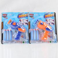 Wholesale Wholesalers For Soft Guns - Kids Toys Guns Boys Air Soft Guns Pistol Love Superfun Guns for Baby Boys Gifts Children Toys