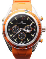 Wholesale Planet Ocean Gold - Luxury brand dive chronograph 007 blue Mens Watch Professional Planet Ocean Co-Axial Dive Wristwatch original clasp Men Watches