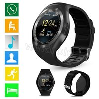 Wholesale u1 smart watch online – U1 Y1 smart watchs for android smartwatch Samsung cell Phone watch bluetooth for apple iphone with U8 DZ09 GT08 with retail package Cheap