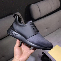 Wholesale Laced Heels - 2017 Cheap mens dress shoes designer loafers mens shoes men luxury shoes Cloth and leather intertwined fashion leisure men preferred