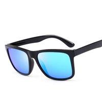 ingrosso occhiali da sole obiettivo polarizzato riflettente-Occhiali da sole polarizzati all'ingrosso Donne 2017 di marca lenti riflettenti occhiali da sole uomini occhiali di guida UV400 Shades 20PCS