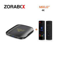 [GENUINE] box android tv ME ELO + 4K 1G 8G o 2G 16g opzionale Amlogic S905X quad core android 6.0