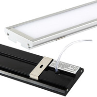 Wholesale 18w Rectangle Led - Dust-proof Led ceiling lights 18W 4ft 120cm 2000Lm AC85-265V Warm Cool White Ultra thin rectangle panel light batten tube surface mounted
