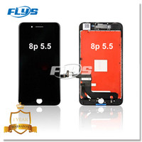 Wholesale Free Touch Screen Phones - Grade AAA+++ Quality LCD For iPhone 8 plus LCD Display Touch Digitizer Assembly Repair Replacement For Phone 8 plus Free DHL