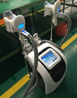 Wholesale Machine For Lose Weight - Double working at the same time cryo handle cryolipolysis machine for weight lost skin care