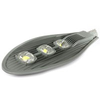iluminación led para fábricas al por mayor-Luz de calle del LED 30W 50W 60W 80W 100W 150W 85V ~ 265V Alta resistencia Cobra Head Road Light Garden Iluminación al aire libre fábrica directa X4pcs