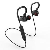 Wholesale bluetooth aptx - High-End Genuine UVOKS IPX4-rated sweatproof stereo bluetooth 4.1 headphones wireless sports earphones aptx headset with MIC for iphone