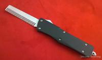 chinese knives free shipping al por mayor-HOT Micr 2017 NUEVA fabricación china cuchillos auotmatic peine Envío gratis