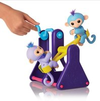 Wholesale Multi Swing Set - Gym Play set Interactive Baby Monkey Climbing Toy For Monkey Climbing Stand(Not Monkey)