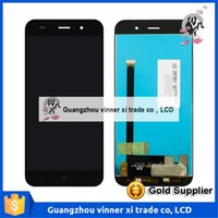 Wholesale Chinese Replacement Phone Screens - For ZTE V6 LCD Display With Touch Screen Digitizer Assembly Original Replacement Parts For ZTE Mobile Phone
