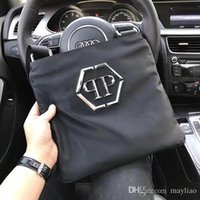 Wholesale Nylon Zipper Bags For Retail - 2017 New Arrival Fashion Nylon & Canvas Crossbody Bags for Men Casual Travel Shoulder Bag Man Messenger Bag PP Wholesale & Retail