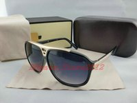 Wholesale Drop Shipping Sunglasses - Drop shipping New EVIDENCE sunglasses Millionaire Sun Glasses men women sunglasses With original packaging free shipping