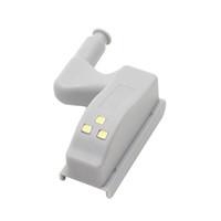 ingrosso soggiorno armadi armadi-Luce interna del sensore della cerniera del LED all'ingrosso per la cucina Camera da letto del salotto Armadio Armadio Guardaroba Luci notturne