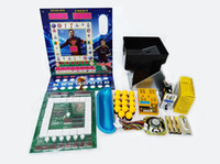 Wholesale arcade machine push buttons for sale - Mario game machine kits arcade bundles package with mario game PCB power supply hopper Push button harness for coin operated game machine