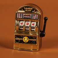 Wholesale Wholesaler Slot Machines - Free Shipping Bulk Lots Creative Mini Slot Machine Toy Novelty Toys Decompression Toys Slot Machine Gift Item Children Girl Little Boy Toys