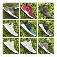 Wholesale Cheap Brand Socks - 2017 With Box Brand NMD XR1 Discount Cheap Duck Camo X City Sock Pk Wool Boost for Top Quality Fashion Running Shoes Size 36-45