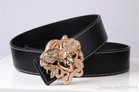 Wholesale 2016 hot sale men s belt and womens belt Brand high quality famous designer sell men Belt buckle size cm