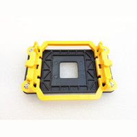 Wholesale New Amd Cpus - Wholesale- Excellent Quality Brand New CPU Cooler Cooling Retention Bracket Mount For AMD Socket AM3 AM3+ AM2 AM2+ 940