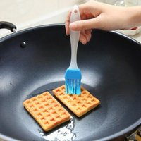 Wholesale Food Grill - Silicone Butter Brush BBQ Oil Cook Pastry Grill Food Bread Basting Brush Bakeware Kitchen Dining Tool 2000pcs OOA2315