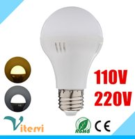 Wholesale E27 3w Led Candle - Ultra Bright Quality LED bulb E27 B22 SMD5730 LED Light 110V 220V 3W 5W 7W 9W 12W Globe Lamp Energy Saving