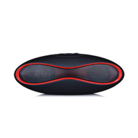 HIFI X-6 MINI Sound Rugby Fußball Wireless Bluetooth Lautsprecher AUX USB Portable Audio Player Musik für Telefon Computer Subwoofer