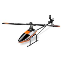 Wholesale Flybarless System - RC Helicopters WLtoys V950 2.4G 6CH 3D   6G System Flybarless Brushless Motor RC Helicopter Ready to Fly Remote Control Toys