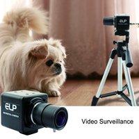 Wholesale Uvc Webcam - 2MP FUll HD 1080P Sony IMX322 Low Light OTG UVC H264 MJPEG 30fps 5-50mm Varifocal Usb Webcam Camera With Audio MIC for PC laptop