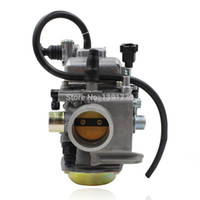 Wholesale Honda New Atv - New Carburetor Carb Throttle Base Cover Screw For HONDA ATV TRX350FM TRX350TE TRX350TM TRX350FE TRX350ES 2000-2006 3.3cm