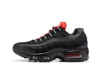 Wholesale Cheap Prices Shoes - Supply Best Sell New 2016 Fashion Cheap Price Running Shoes Men Women Sizes EUR36-45 Jogging Shoes Discount Max95 Sneaker shipped with box