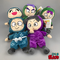 "Wholesale Cartoon Taro - New Wholesale EMS 7 Styles 8"" Japanese Cartoon Animation Ninja Chaos Taro Toys Fu-Fu Xin Ding Dolls Fu-Fu New Guard Plush Dolls"