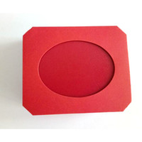 Wholesale Orange Ring Box - 2017 Fashion Gift red box for Love bracelet&bangle and rings box orange box