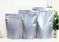 Wholesale Aluminum Specification - Food Packaging Foil Bags Self Supporting and Sealing Bags with Zipper for Tea Wolfberry Packaging That can be Customized Specifications