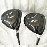 Wholesale 18 r - New Golf clubs M2 Golf fairway wood 3 15 5 18 loft wood clubs Graphite shaft R or S flex Free shipping