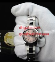Wholesale Money Dating - Hot money AAA Sapphire Luxury Brand NEW Mid-Size 31mm Datejust Pink Index 178274 SANT BLANC Automatic Ladies Women Watches