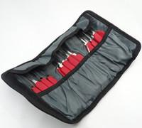 türöffnungswerkzeuge groihandel-LISHI 20 PIN Dietriche Werkzeuge Haus Dietriche Sets Auto-Tür-Schlosser-Tool verwenden können, um auf Auto und Haus-Tür