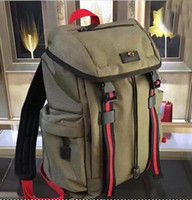 Wholesale Patchwork Books - blue 429037 Techpack with embroidery luxury designer travel bag 223705 man backpack shoulder bags book bag 41048 large m56708 m51135 m61105