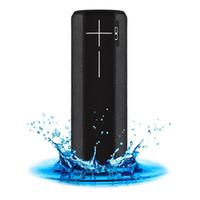 mobil cihazlar için en iyi bluetooth toptan satış-UE BOOM 2 Tropikal Kablosuz Mobil Bluetooth Hoparlör (Su Geçirmez ve Darbeye Dayanıklı) en iyi bluetoooth hoparlör açık taşınabilir subwoofer