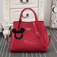 Wholesale Ostrich Handbag Designers - High quality real leather fashion snake pattern women handbags designer shoulder bag high-capacity package high-end brand bags