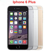 "Wholesale Dhl Free Shipping 16gb 1gb - 2017 Free DHL shipping Unlocked Original Apple iPhone 6 iphone 6 Plus Mobile phone 4.7"" 5.5'' 1GB RAM 16GB 64GB 128GB ROM IOS Cellphone"