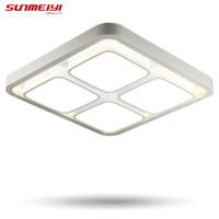 canada modern led ceiling lights for living room ac85265v crystal indoor lighting round bedroom