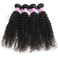 Mongol Jerry Kinky Cabelo de Virgem encaracolado Afro Kinky Curly Cabelo Humano Mongolian Curve Weave Unprocessed Virgem Mongol Virgin Hair by Cosy