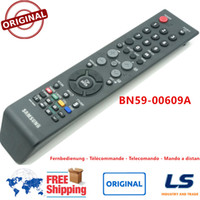 Wholesale Fit Tv Lcd - Wholesale-[ORIGINAL] BN59-00609A REMOTE CONTROL FIT FOR SAMSUNG LCD TV LE32S81B LE32S81BX XEH REPLACE BN59-00709A BN59-00613A AA59-00424A