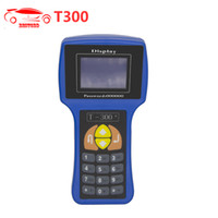 Wholesale Top Programmer Usb - Top Rated V16.8 T300 Key Programmer Support Multi-brands t 300 Auto Key Programmer with English Spanish